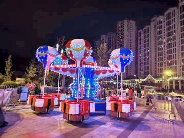 南京碧桂园开发商游乐设备