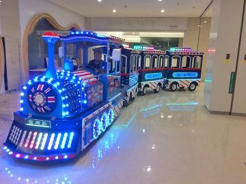 儿童游乐设备,商场,大型社区景区专用无轨观光火车