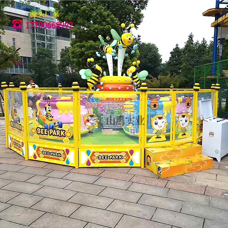 儿童喜欢什么样的游乐设备?   郑州山鹰游乐设备