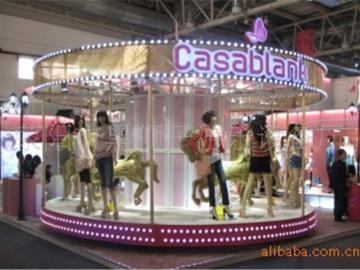 儿童游乐设备豪华转马的运营须知