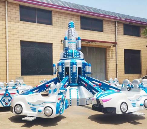 新型儿童游乐设备 自控飞车