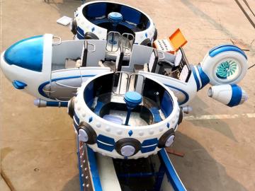 新型儿童游乐场设备,雷霆战机,广场小型游乐设备