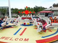 公园游乐场热门游乐设备 星际探险